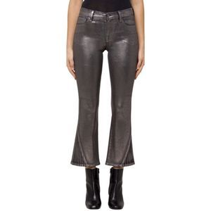 J Brand Selena mid rise cropped bootcut jeans 7832